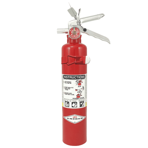ABC Multi Purpose Fire Extinguisher