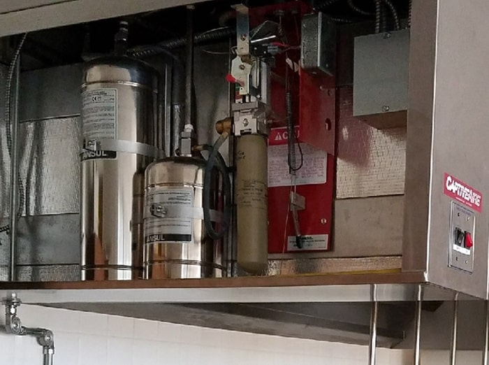 Hood Fire Suppression Systems