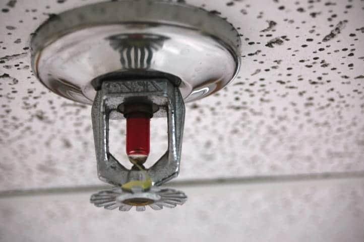 Fire Sprinkler Heads
