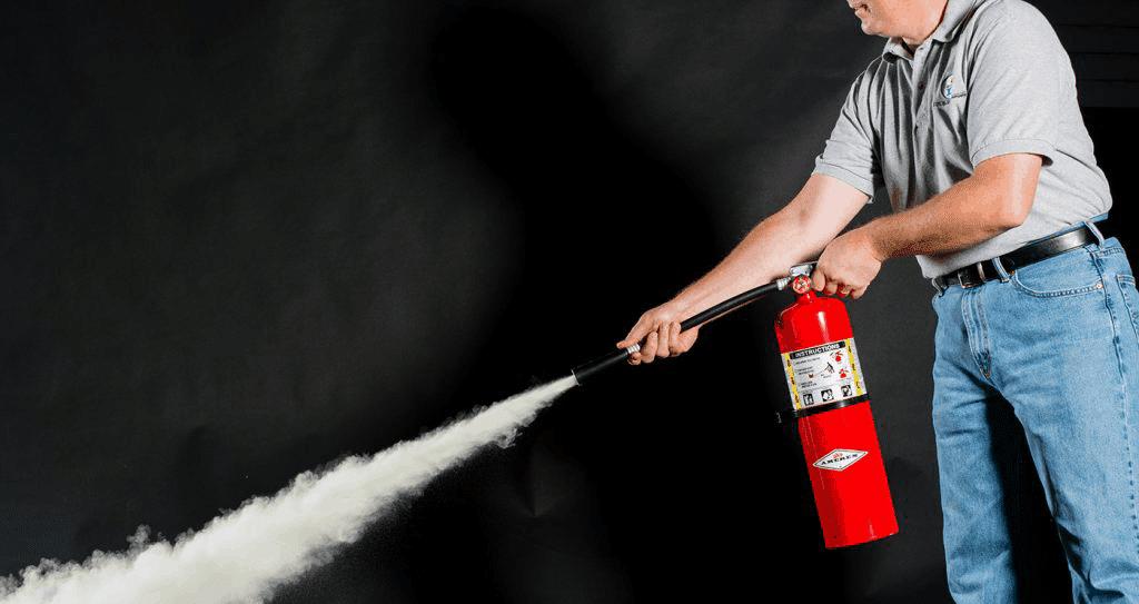 Fire Extinguisher Training Classes