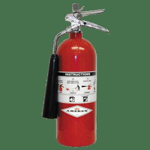 Carbon Dioxide (CO2) Extinguishers