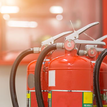 wfx offers fire extinguishers