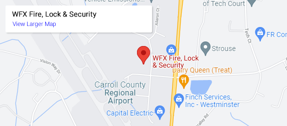 WFX @ 150 Airport Dr #10 Westminster, MD 21157